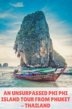 Let us show you our Unsurpassed Phi Phi Island Tour guide from Phuket - Thailand. Phuket is an awesome destination to visit as it allows you to take a few quick day trips to near by island like Phi Phi Island.