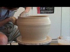 63. Throwing a Large 25 pound Bowl with Hsin-Chuen Lin