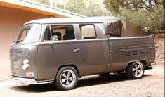 Volkswagen Bus, Vw T1, Vw Camper, Cool Stuff, Vw Doka, Combi T2, Vw Pickup, Kombi Home, Day Van