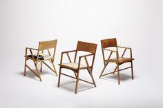 Atibaia chair by Paulo Alves