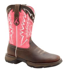 5c186474c70 Pull-On Pink Ribbon Boot - Tractor Supply Co.