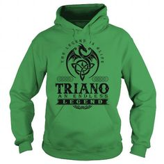 I Love TRIANO Shirts & Tees