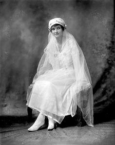 1918 bride Charlottesville, Virginia
