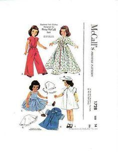 MC CALLS 1728 - titia1438 - Picasa Web Albums For Betsy McCall doll.