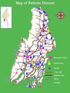Pathein Catholic Diocese blog