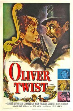 Oliver Twist (1948) DVD - VOSE | clasicofilm / cine online