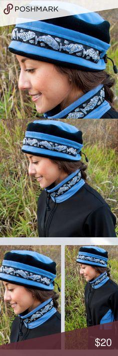 ️NWT Hat by Copper River Fleece NWT AURORA HAT (Softshell). Twilight e90d66fa3a78