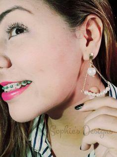 New arriving #sophiesdesings #venezuelacreativa #handmade #fashion #madeinvenezuela #megustalochic #hechoenvenezuela #design #worlwideshop #vitrinahechoenvenezuela #yousodiseñovenezolano #zarcillos  #handmade #hechoamano #talentonacional #colores #estilo #moda #modachic #instadesigns #girls #earrings