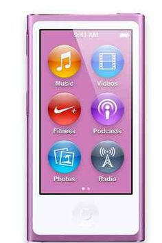 Apple iPod nano (7G) 16GB