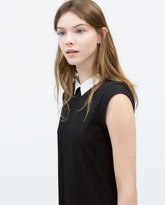 CHECK DRESS-View all-Dresses-WOMAN | ZARA United States