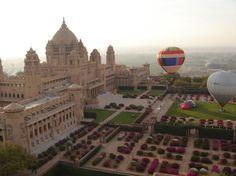 Umaid Bhawan Palace. Jodhpur, India.