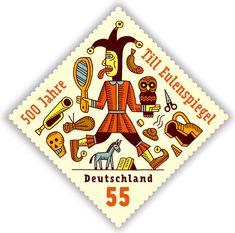 Die 85 Besten Bilder Von Deutsche Briefmarken Germany Postage