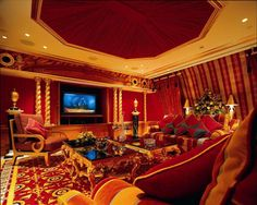 This Picture Was Taken In The Living Area Of A Suite Inside Burj Al Arab Hotel On Jumeirah Beach Located Dubai United Emirates