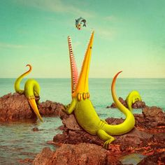 Art director reveals the bad-taste monsters inside his brain | Illustration | Creative Bloq