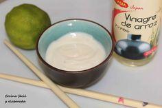 Mayonesa japonesa   Cocina