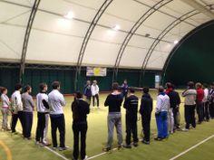 Corso ASI Tennis - Istruttori Nazionali Vigevano