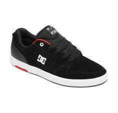 Tênis DC Shoes Men's Nyjah Shoes Black White 320360 #tenis #dcshoes