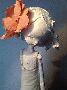 Découvrez les magnifiques sculptures en papier maché - de Maria Rita. -> I Lóve her work!