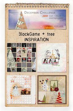 Be Inspired December Challenge |By ValC. Designs (1st -31st dec.) - Forum :: Oscraps.com