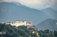 Fortress Hohensalzburg, Salzburg, Austria by Christoph Oberschneider on Salzburg Austria, Order Prints, My Images, River, Photography, Outdoor, Instagram, Fotografie, Photograph