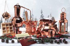 Weihnachten mit Destillatio.eu
