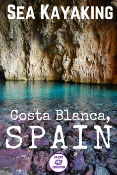 Sea Kayaking in Spain with Siesta Advisor — Javea, Costa Blanca