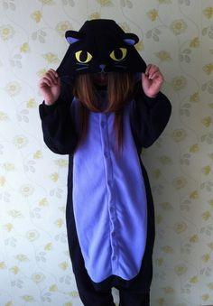 Adult Cat Onesie