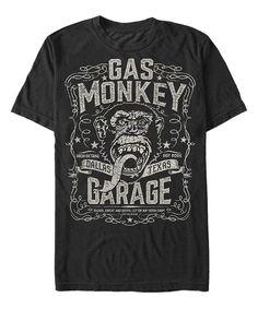 Black Monkey Whiskey Tee - Men's Regular