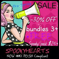 Pre-Spring SALE HUGE discounts FREE gifts Join us to celebrate our new 100% Posh compliant store! Great update! We have some new retail NWT items coming in!! Maxi dresses & swimwear! Wedges & sandals too! More plus sizes & beauty bundles coming SOON! Possible a line of 80s&90s Vintage items ? Just a thought ! Right now 30% OFF 3 or more items! Thanks for all the support please Help us spread the news! Thank u ! -Spook & Princess Lilly boutique Makeup