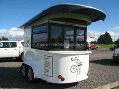 Source 2015 Mobile Coffee Cart & Coffee Trailer on m.alibaba.com