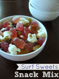 @Surf Sweets Snack Mix {Allergy Friendly & Gluten Free} #Recipe