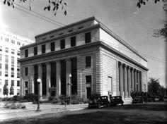 Birmingham Public Library 1930. Birmingham, Alabama. Birmingham Public Library, City Of Birmingham, Birmingham Alabama, History Pics, Magic City, Sweet Home Alabama, Green Tomatoes, 50 States, Southern Living
