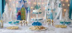 Dicas Decoração Frozen - Festa Infantil