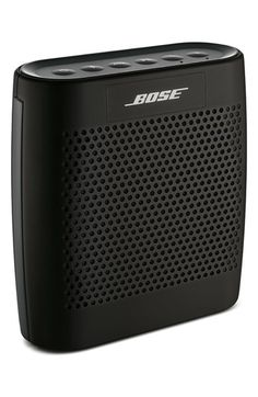 Free shipping and returns on Bose® SoundLink® Color Bluetooth® Speaker at Nordstrom.com. A portable speaker delivers clear, full-range sound you might not expect from a compact speaker. It's small, durable and simple to use – with voice prompts that talk you through Bluetooth® pairing. It's available in five vibrant colors to match almost any style, and an optional carrying case adds extra protection while you're on the go.  The SoundLink® speaker connects wirelessly to your Bluetooth device…