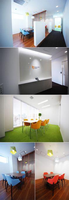 ブックマークカフェ | works | オフィスデザイン ヴィス|デザイナーズオフィス、事務所レイアウト
