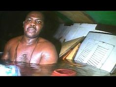 The story of a Nigerian man by the name Harrison Okene in 2013 who survived underwater for 60 hours ( a little more than 2 days) Nigerian Men, Just Pray, Star Wars, Find Man, Tug Boats, Shipwreck, Three Days, The Man, Underwater