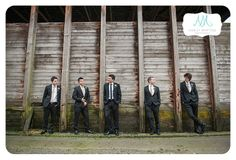 The guys in front of our old barn! Barn, Guys, Photography, Wedding, Valentines Day Weddings, Photograph, Photography Business, Mariage, Photoshoot