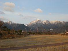 菰野町大羽根園地区   平成25年2月17日早朝撮影