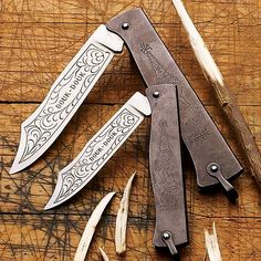The Famed French Douk Douk Knife - It will be mine... Oh yes, it will be mine.