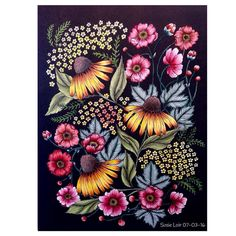 #mariatrolle #blomstermandala #artecomoterapia #coloring_secrets… --> If you're in the market for the top adult coloring books and supplies including gel pens, colored pencils, watercolors and drawing markers, go to our website at http://ColoringToolkit.com. Color... Relax... Chill.