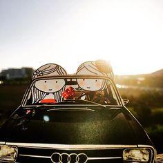 Let's go to the beach #summer #holidays #beach #hellosun #unplugged #teenytiny
