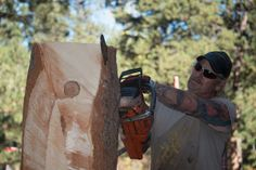 Thank you Ed, owner of Magical Moments Photography, for photographing the onsite chainsaw art creation process.  www.magicalmomentsphotography.biz