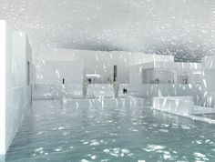 I Love Modern Architecture - The Louvre Abu Dhabi (6 photos) - My Modern Met