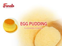 Buy Egg Pudding Powder At $ 13.95-Fanale