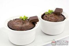 Receita de Suflê de chocolate em receitas de sufles, veja essa e outras receitas aqui!