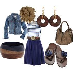 """""""Comfy Casual"""" by pjm27 on Polyvore"""