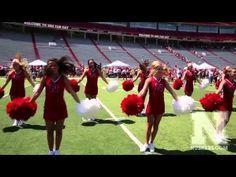 Nebraska Huskers Fan Day 2012