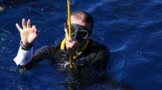 Engelli Dalışçı Mustafa Beyaz'dan Dünya Rekoru World Records, Mens Sunglasses, Community, Website