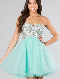2014 Style A-line Sweetheart Rhinestone Homecoming Dresses/Cocktail Dresses #GC426  http://www.beckydress.com/2014-style-a-line-sweetheart-rhinestone-homecoming-dresses-cocktail-dresses-gc426.html