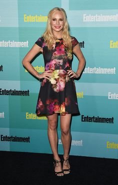 Candice Accola - Entertainment Weekly Hosts its Annual Comic-Con Party at FLOAT at the Hard Rock Hotel